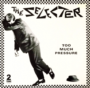 Selecter (The) - Too Much Pressure (LP) (EX-/VG+)